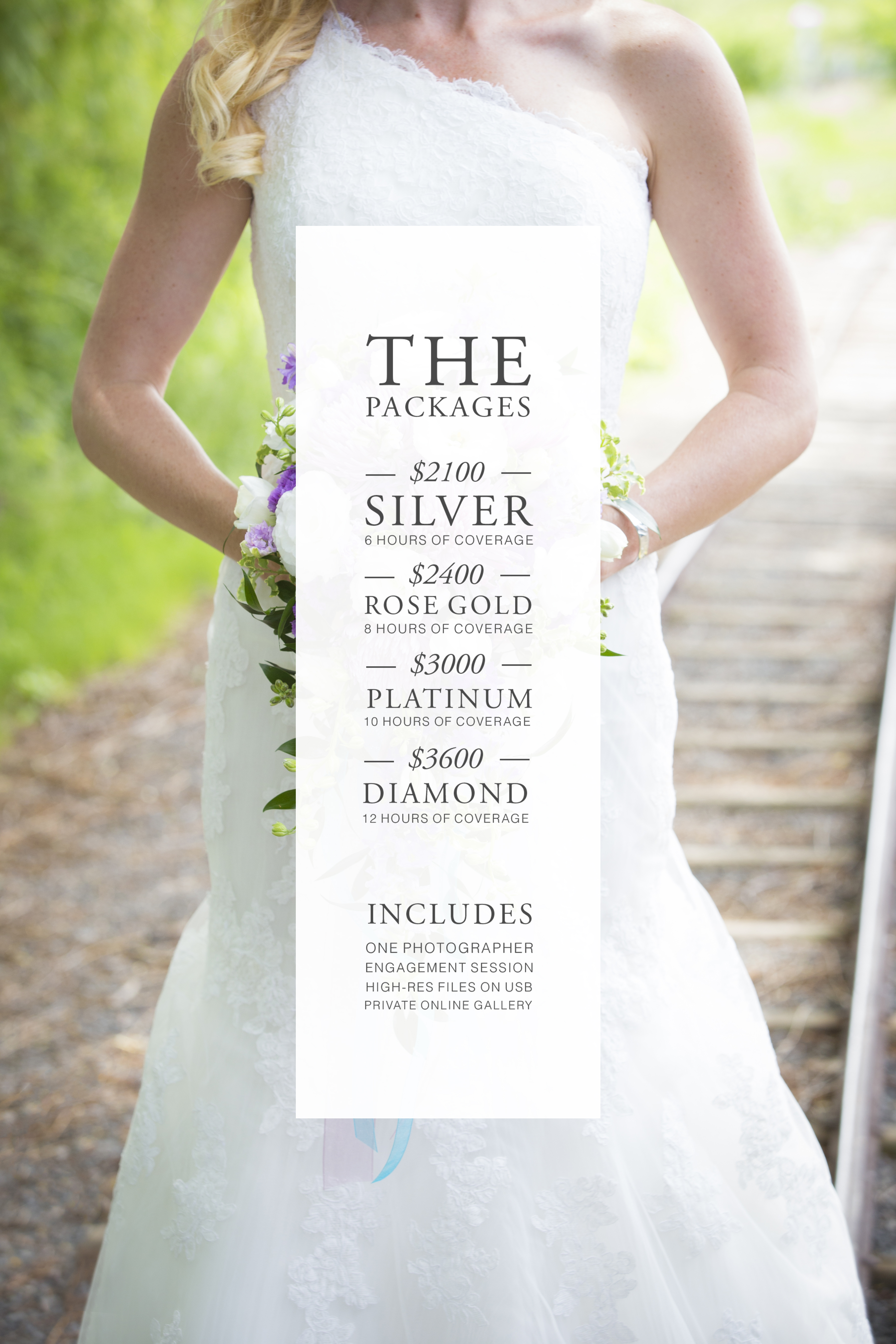 Toronto Wedding Packages 2015 2016